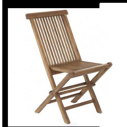 Folding Chair - Wood