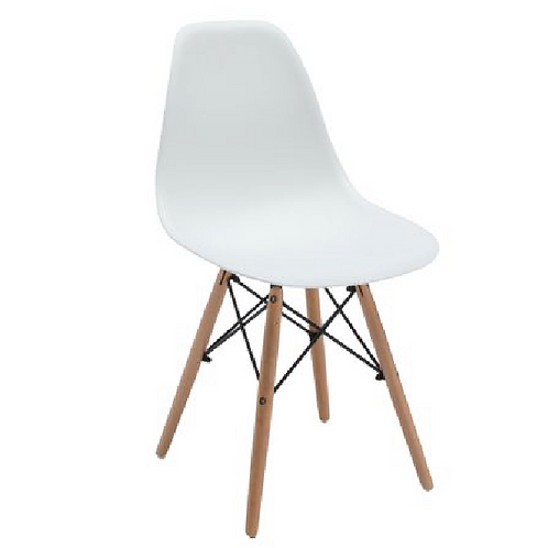 Vitra Chair - White