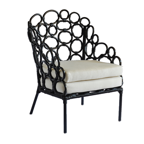 Com Chair - Black