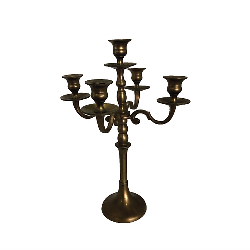 Candelabra - Gold (Small)