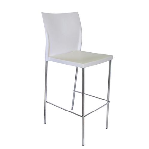 Bikini Bar Chair - White
