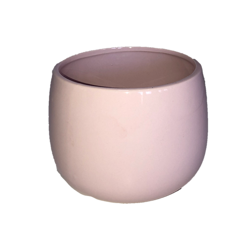 Ceramic Pot - Pink (Small)