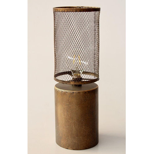 Industrial Lantern -Battery Operated (46x15cm)