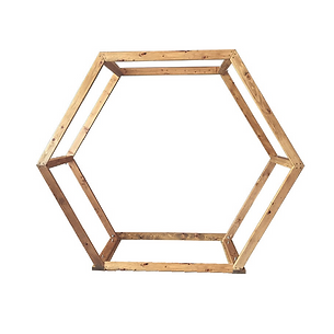 Hexagon Arch - Wood-01.png
