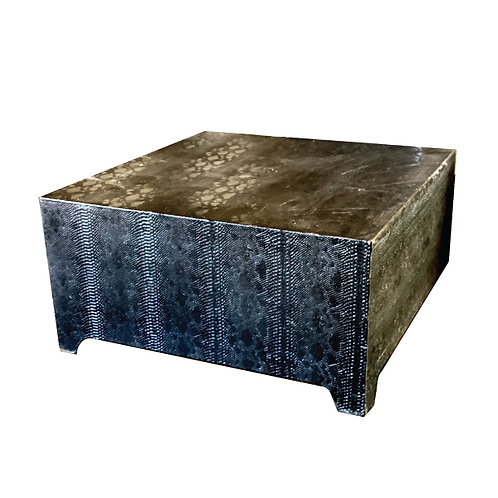 Python Coffee Table - Black