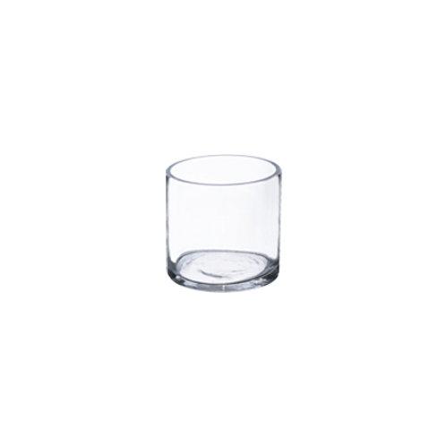 Cylinder Glass Votive