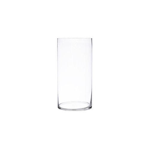 Cylinder Vase - Glass (50cm)