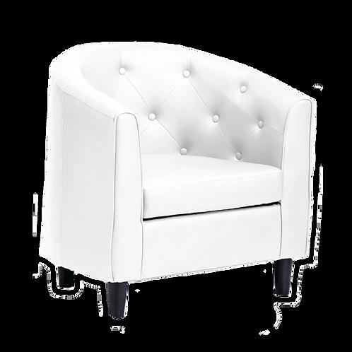 Tub Chair - White