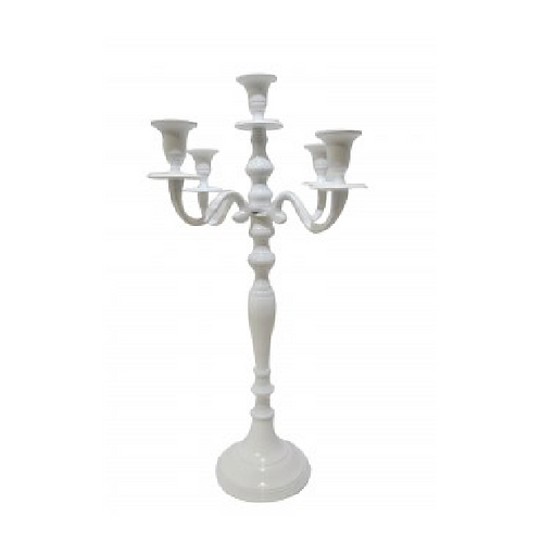 French Candelabra - White (Medium)