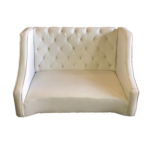 Alexa Couch - White