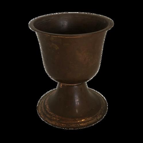 Antique Urn Vase - Copper (Small)