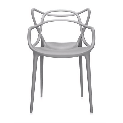 Masters Dining Chair - Grey