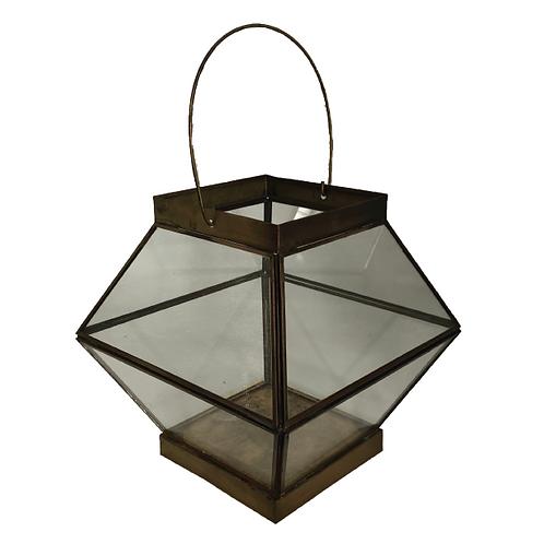 Terranium Lantern - Gold
