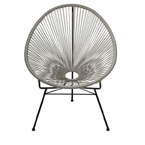 Accupalco Chair - Grey