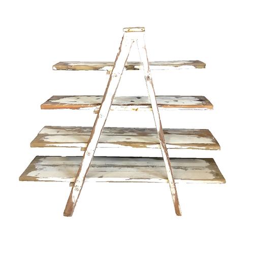 Ladder - Washed Wood