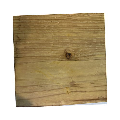 Wood Square Underplate