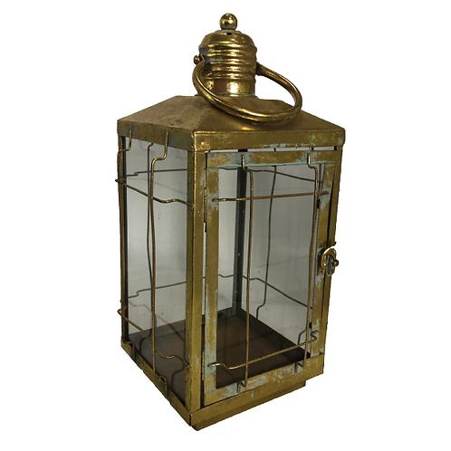 Tuscan Lantern - Gold