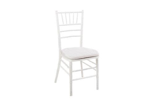 Tiffany Chair - White