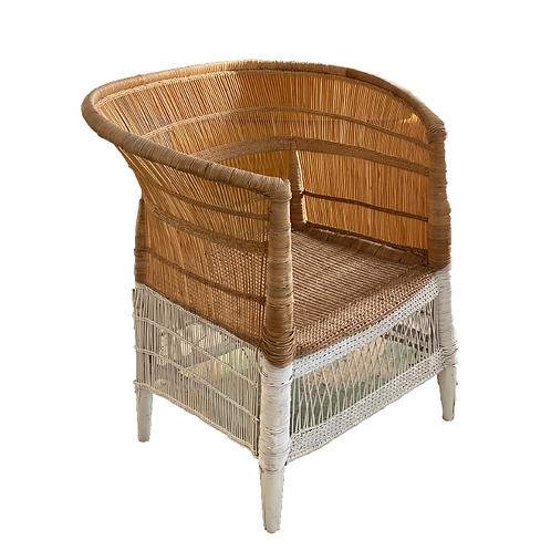 Malawai Chair - Dipped White