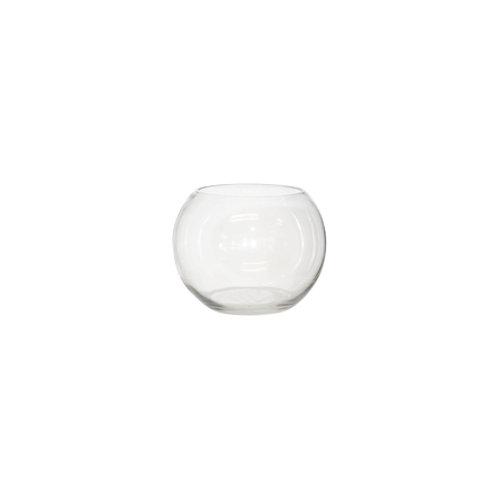 Rose Bowl - Glass (8X10CM)