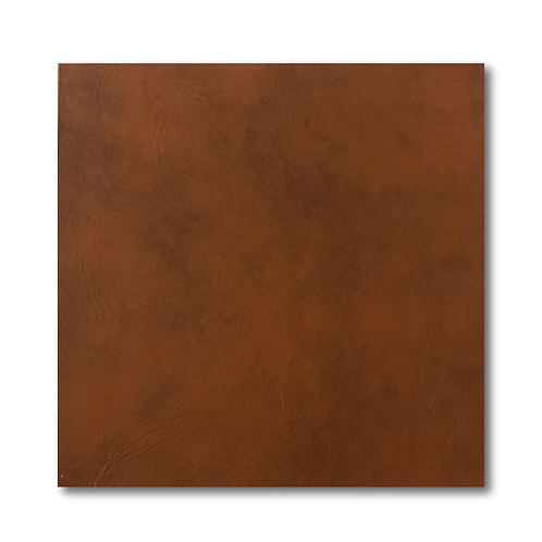 Leather Underplate - Brown