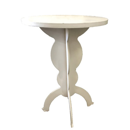 Interlinkable Cocktail Table - White