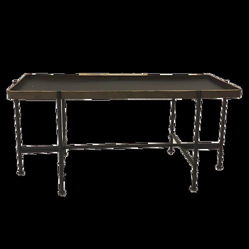 Industrial Coffee Table - Black