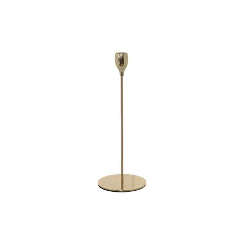 Modern Candlestick -Gold (Short)