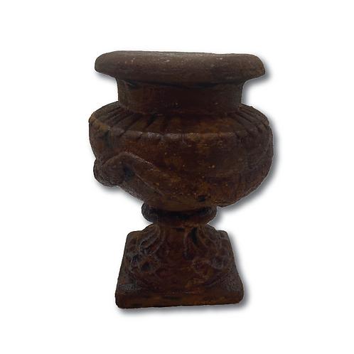 Pennylane Urn Vase - Rust (Fat)
