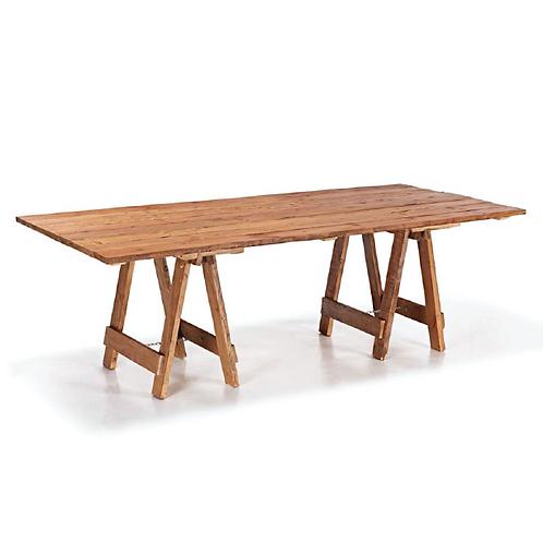 Tressle Table -Oak