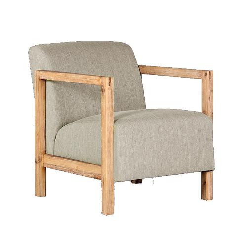 Frankie Chair - Light Grey