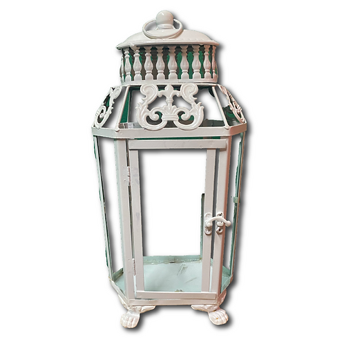 French White Lantern
