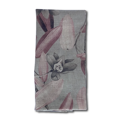 Linen Napkin - Bird & Blossom