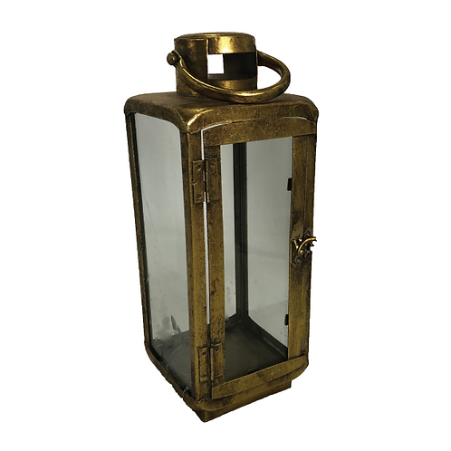 Old Gold Lantern - Short