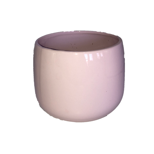 Ceramic Pot - Pink (Large)
