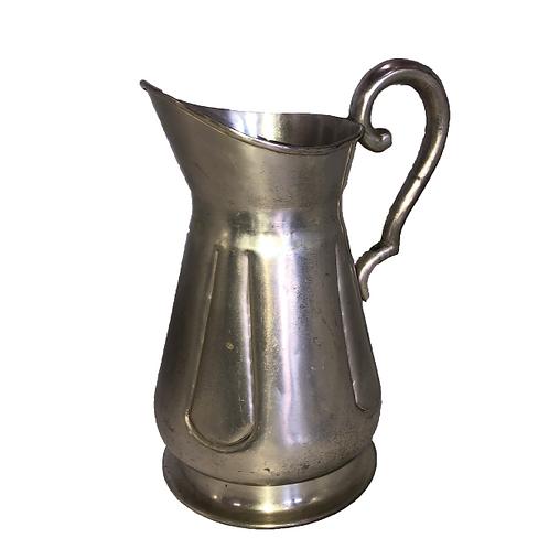 Metallic Jug - Silver