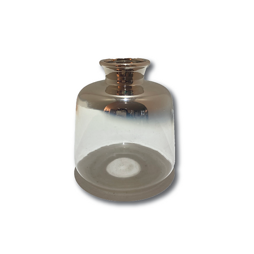 Ombre Posy Vase - Rose Gold (Medium)