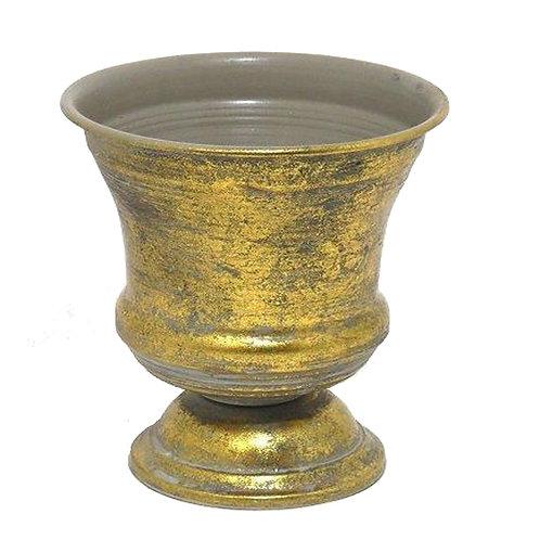 Old Gold Vase
