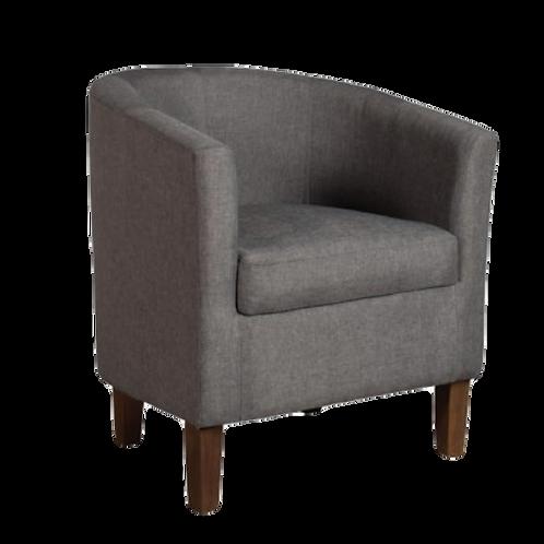 Tub Chair - Grey