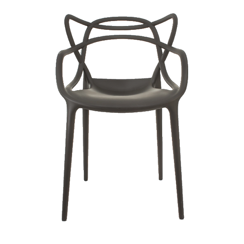 Masters Dining Chair - Charcoal