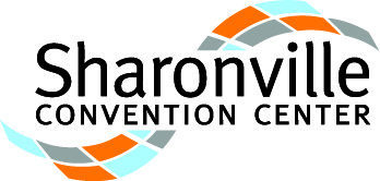 SHARONVILLE Convention Center Logo_White2015