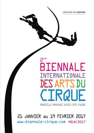 Biennale des Arts du Cirque Marseille