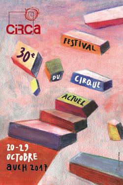 Cirk'Osteo au CIRCA 2017 à Auch!