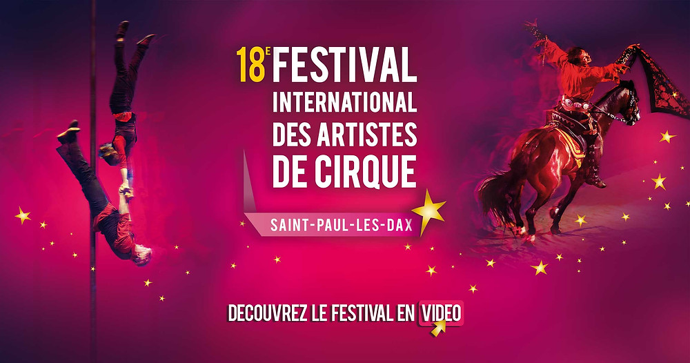 Festival Cirque St Paul les Dax