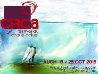 Festival du Cirque contemporain AUCH