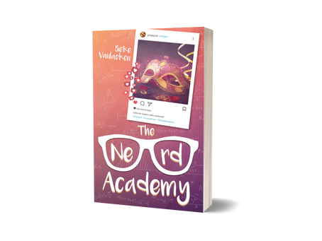 VOORINSCHRIJVING GEOPEND: The Nerd Academy