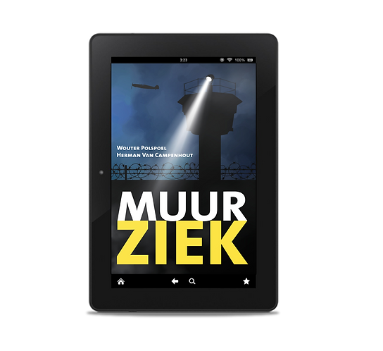 eBook cover ontwerp