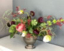 'Urn' Flower Arrangement Workshop with Julia Lynn Floral Design