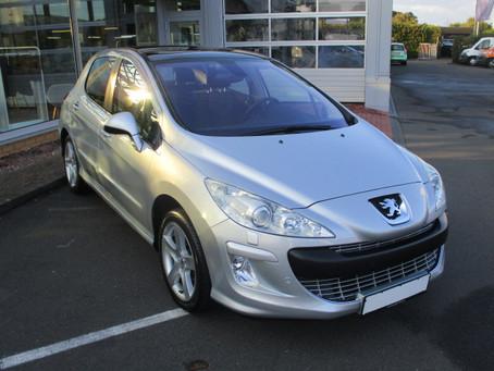 Peugeot 308 VTi 120 Sport Plus