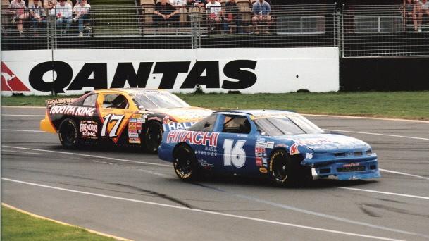 NASCAR MELB GP